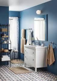 stauraum im bad hemnes decoración de unas baños