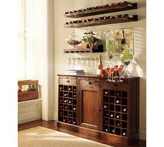 Pottery Barn Wine Storage Bar Wonderful Basement Bar Cabinet Ideas Brown Varnished Wood Wine Bottle Rack Pottery Barn This Would Be Perfect In Floating Glass Shelf Rack With Storage Pottery Barn Holman Shelves Rustic Cabinet Bakers Excavangsolutionsnet Systems Bins Metal Canvas Food Wall Mount Kitchen Shelving Corner Bags Boxes And Carriers 115712 Founder S Modular Hutch Narrow Unique Design Riddling
