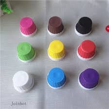 Baking Accs Cake Decorating Ancdream 100Pcs Standard Size Paper Cup Cupcake Cases Liners Muffin