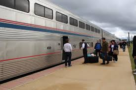 Does Amtrak Trains Have Bathrooms by Riding The Rails On The California Zephyr Amtrak Train Two