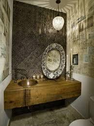 orientalische le im bad scpiegel mit besonderem design