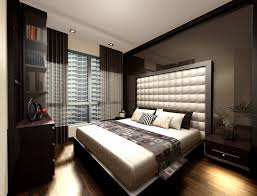 Small Bedroom Ideas Black And White Colors Image