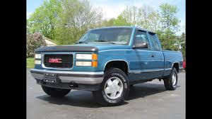 1998 GMC 1500 SLE 4x4 5.7L 350CI Z-71 Extended Cab SOLD!!! - YouTube Red 1998 Gmc Sierra Single Cab Short Bed Youtube Sierra 1500 Image 4 Photos Informations Articles Bestcarmagcom Truck Boss Plow For Sale Mid Michigan College 2500 Ext Utility Bed Pickup Truck Ite Fabtech 6 Performance System Wperformance Shocks 8898 Cover Quest Photo Gallery Gmc Lowrider Custom 20 Wheels 8lug Magazine 3500 Sle Ambulance Item De1843 Sold Aug Protouring Dually Flemings Ultimate