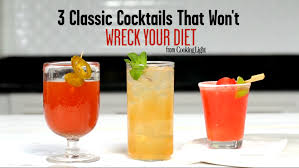 3 Cocktails that Won t Wreck Your Diet