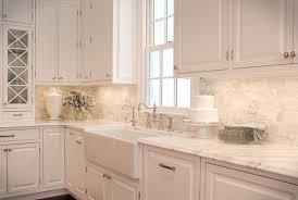 Kitchen Backsplash Designs With Oak Cabinets by Contemporary Kitchen Inspiring Kitchen Backsplash Ideas