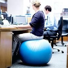 Yoga Ball Office Chair Amazon by Desk Yoga Ball Desk Chair Exercises Yoga Ball Desk Chair Designs