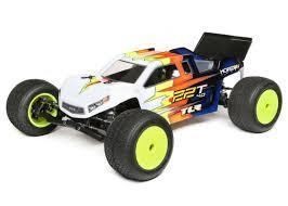 Team Losi Racing 22T 4.0 1/10 Scale 2WD Stadium Truck Kit