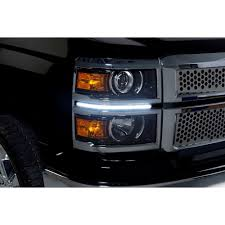 PUTCO 290105T Silverado LED SwitchBack DayLiner Silver Pair ... Readylift Launches New Big Lift Kit Series For 42018 Chevy 2014 Chevrolet Silverado 1500 First Drive Truck Trend Customized Sierra Gm Trucks Gmc Sema Concepts Strong On Persalization Ltz Z71 Double Cab 4x4 Test V6 Instrumented 8211 Review 2013 Naias Allnew Live Photos Aoevolution Some New Chevy Trucks In April Seen At A Dealer Flickr Used Work 4x4 For Sale Perry Red River Overview Cargurus Unveils Topoftheline High Country