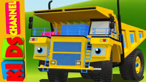 Mega Dump Truck & Raod Roller | Vehicle Kids Show | Videos For ...