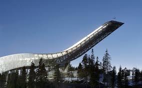 100 Jds Architects Hufton Crow Projects Holmenkollen Ski Jump