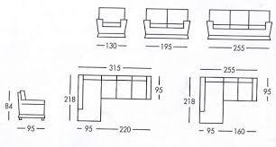 hauteur assise canapé canapé angle montenegro
