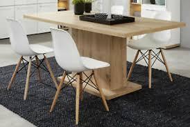 details zu esstisch esszimmer tisch in eiche asteiche küchentisch holztisch 180 cm odino