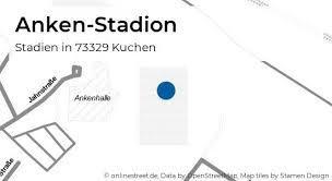 anken stadion talstraße in kuchen stadien
