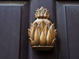 Wonderful Pineapple Door Knocker — The Homy Design Elegant