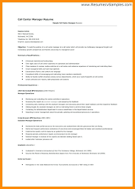 Sample Resume For Call Centre Manager Center Resumes Samples Best Ideas Of On Download