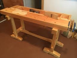 Portable Woodworking Bench