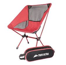 TrekUltra Tour One Camp Chair -Portable, Lightweight ... Trademark Innovations 135 Ft Black Portable 8seater Folding Team Sports Sideline Bench Attached Cooler Chair With Side Table And Accessory Bag The Best Camping Chairs Travel Leisure 4seater Get 50 Off On Sport Brella Recliner Only At Top 10 Beach In 2019 Reviews Buyers Details About Mmark Directors Padded Steel Frame Red Lweight Versalite Ultralight Compact For Wellington Event