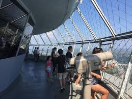 skylon tower observation deck picture of skylon tower revolving