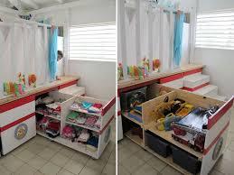 rangement chambre bébé astuce rangement chambre bebe visuel 4