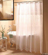 Simply Shabby Chic Curtains Ebay by French Country Shower Curtains Ebay