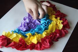 Crafts Tissue Paper Craft
