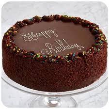 Happy Birthday Chocolate Cake delivery Lebanon