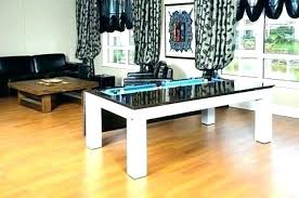 Pool Dining Table Combo Billiard
