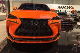 SEMA AWESOME or AWFUL Lexus Solar Flare From F Models And F