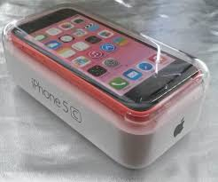 Pink iPhone 5c works with MetroPCS