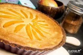 mango kokos kuchen glutenfrei