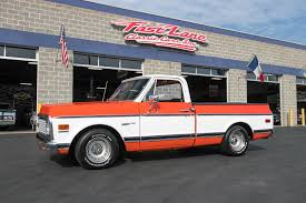 1972 Chevrolet C10 | Fast Lane Classic Cars I Have Parts For 1967 1972 Chevy Trucks Marios Elite Southern Kentucky Classics Welcome To Chevy Trucks 100 Gm Releases Ctennial Edition Silverado Chevrolet C30 Louisville Showroom Stock 1167 Youtube C10 Love The Truck Just Wouldnt Want It Slammed Dually Pinterest And Series 40 50 60 67 Commercial Vehicles Trucksplanet Tci Eeering 631987 Truck Suspension Torque Arm Parts 6372 Rear Back Half Kit By Gsi Machine 671972 Gmc C20 Pickup High Hump Carpet Fast Lane Classic Cars 6772 Smooth Bumper Chrome Cooper Restorations