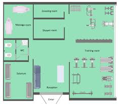 Floor Plan Template Powerpoint by Building Plan Software Create Great Looking Building Plan Home