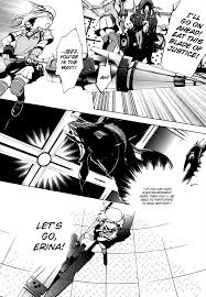 Page 21 GOD EATER The 2nd Break Chapter 16 Twisted Hel Scans