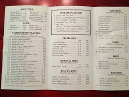 Chinese Kitchen Menu Chinese Kitchen Las Cruces New Mexico