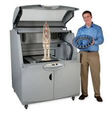 Highest Throughput Large Build Volume Full Color 3D Printer