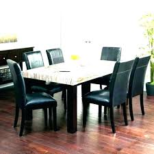 Dining Table With 8 Chairs For Outstanding Round Sale Second Hand Yew Tabl