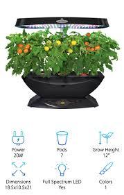 indoor hydroponic gardens top 10 picks