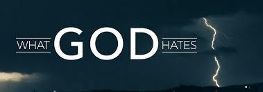 God Hates Evil Thoughts