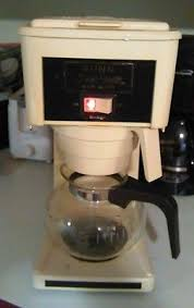 Vintage Bunn Pour O Matic 8 Cups Coffee Maker Model GR
