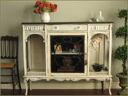 Curved Glass Curio Cabinet Antique by Antique Curio Cabinet Replacement Glass Home Design Ideas