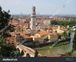 100 Birdview Verona Italy Adige River Stock Photo Edit Now 13108951