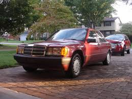 Rare Straight Six 5 Speed 1989 Mercedes Benz 190E