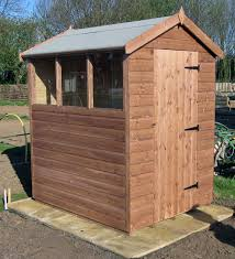 6 X 5 Apex Shed by Gardens Sheds In Essex East London Kent Surrey Sussex