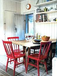 Red Kitchen Chairs Design Throughout Remodel 7 Plaid Chair Cushions