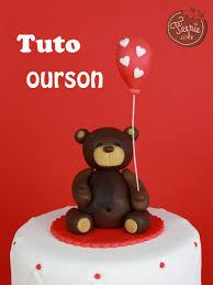 tuto ourson féerie cake