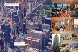 100 Millenium Towers Nyc In 1998 Howard Bought A Penthouse On Floor 54 Later That Year He