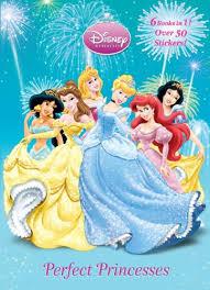 PERFECT PRINCESSES RH Disney 9780736426411 Amazon Books