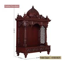 Pooja Mandir For Home Designs Revofurnish Teak Wood Pooja Mandir ... Stunning Wooden Pooja Mandir Designs For Home Pictures Interior Diy Fniture And Ideas Room Models Cool Charming At Blog Native Temple Mandir Teak Wood Temple For Cohfactoryoutlmapnet 100 Best Unique Tumblr W9 2752 The 25 Best Puja Room On Pinterest Design Beautiful Contemporary Design Awesome Ideas Decorating