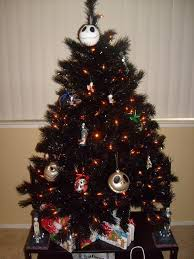 Black Tiger Artificial Christmas Tree