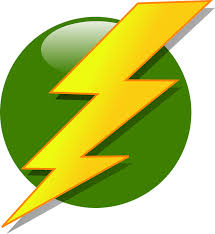 661x720 Lightening Clipart Lightning Strike